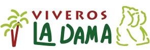 Viveros La Dama logo